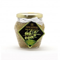 Green Olives Patè 230 gr