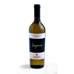 Mamertino white wine D.O.P....