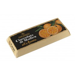 Modica Orange Chocolate