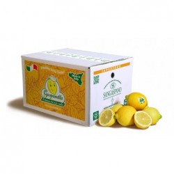 Biologic Lemon Box 7Kg